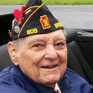 "Gaetano S. ""Guy"" Orlando Obituary Photo"