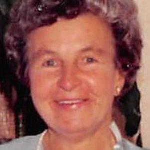 Bertha V. Manning Obituary Photo