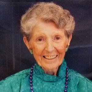 """June """"Grandma Juney"""" Werner-Burroughs"""