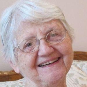 Sr. Joan Buckley, RSM Obituary Photo
