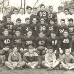 Canton High School Football 1941 – just before Pearl Harbor, No.36