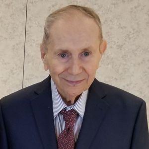 Gennaro Contaldi Obituary Photo