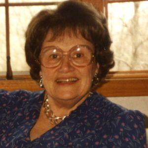 Georgina M. Hebert