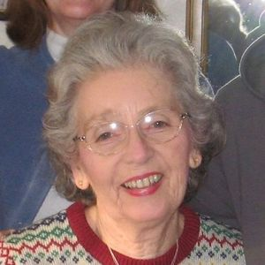 Betty J. (Parker) Crowell