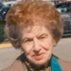 "Angelina M. "" Angie"" (nee Cucchi) Oddi Obituary Photo"