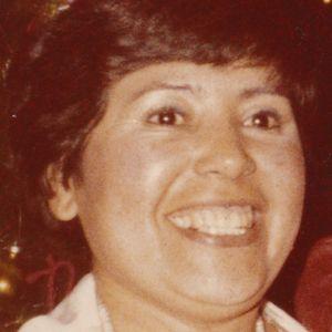 Sylvia Mercedes Huezo Olivares Rodriguez Obituary Photo