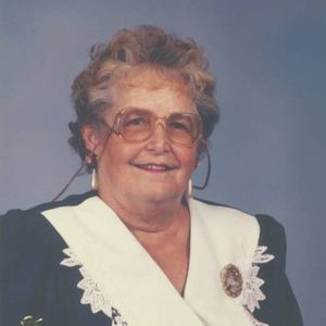 Nellie Agnes Morris