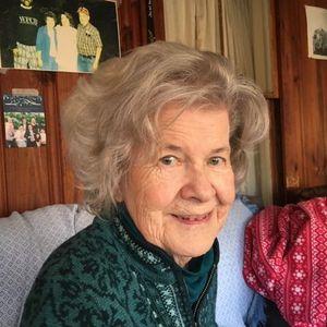 Caroline  V. (Petersen) Holden Obituary Photo