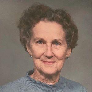 Elizabeth  F. Webster Obituary Photo
