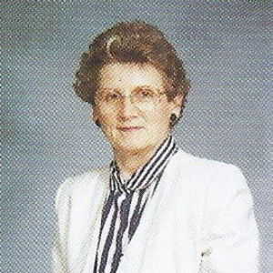 Mrs. Ruth Pringle