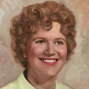 Florence L. (nee Cannan) McCalla Obituary Photo