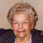 Portrait of Bernice (Wyrsch) Johnston