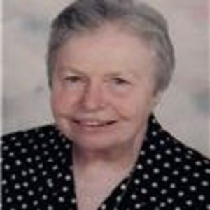 Sr. Charlotte Stanley, RSM Obituary Photo
