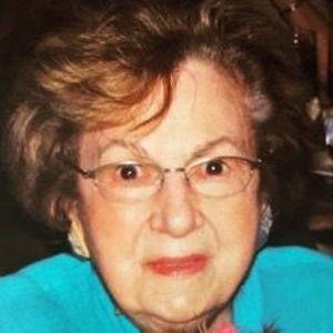 Edith M. Gasparon Obituary Photo
