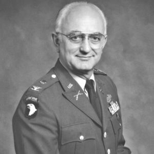 Colonel  Russell Aaron Mericle, Jr.