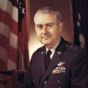 Lt. Gen. William Wayne (Bill) Snavely, (USAF - Ret)