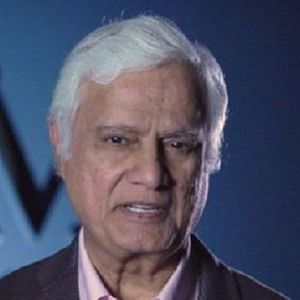 Ravi Zacharias Obituary Photo
