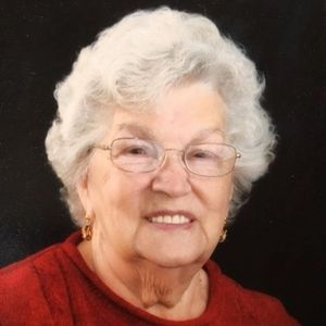 Ruth Barrows Obituary Photo