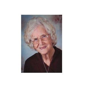 Bertha Mae Fullenwider Obituary Photo