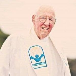 Rev. Dr.  Richard E. Harding  Obituary Photo