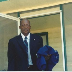 Mr. Roy Lee Robinson, Sr.