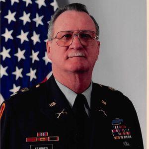LTC Donald D. Starnes, US Army (Retired)