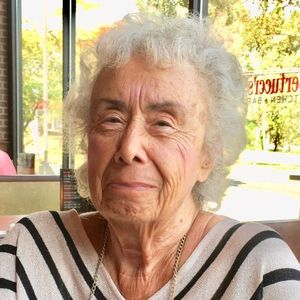 Helen (nee Candelore) Zappia Obituary Photo