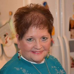 """Deborah """"Debbie"""" (nee Mullen) Taylor"""
