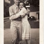 Mike and Mary Clare 1943