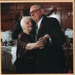 Mike and Mary Clare dancing 2001