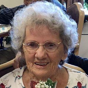 Mary Garceau Obituary Photo