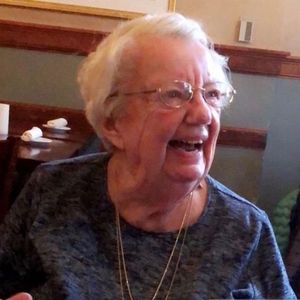 Barbara (Mansters) Schnebel Obituary Photo