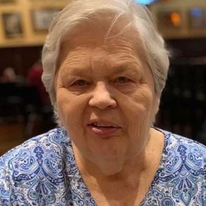 Aline M. (Melancon) May Obituary Photo
