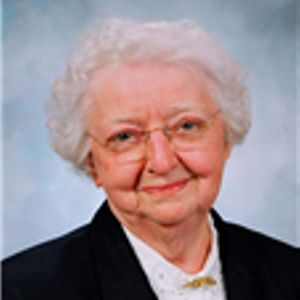 Sr. Mary Antonita Tobin, RSM Obituary Photo