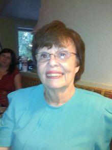 Shirley Sue Crundall