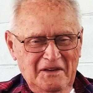 CMSgt. Clyde H. Clayton, USAF Ret.