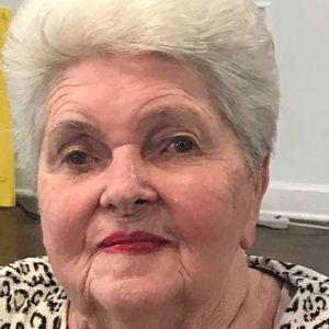 Gloria Webber Carlisle Weatherford