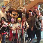 Disney Cruise - Pirate Night