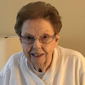 Betty Lou Whaley Reicoff McDermott