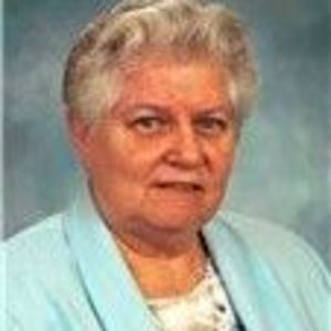 Sr. Mary Agnes Donnelly,RSM Obituary Photo