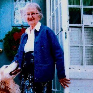 Betty (Lucas) Sweetman Obituary Photo