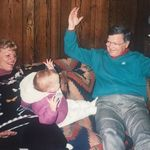 Bev, Lauren and Bob