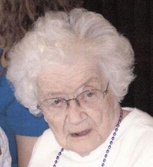 Thelma  Miller, 100, October 16, 1919 - July  8, 2020, Joliet, Illinois