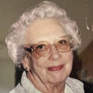 Virginia K. Ward Obituary Photo