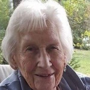 Irene F. Dickinson Obituary Photo