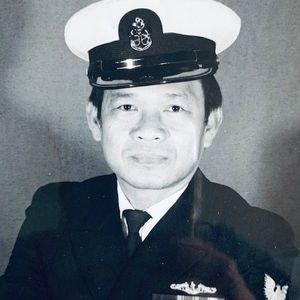 YNC Gene  Gil  Simpo (USN, Ret.)