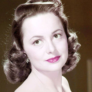 Olivia de Havilland Obituary Photo