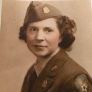Ruth P. (Cuttell) Jones Obituary Photo