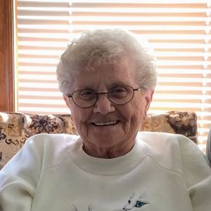 Betty Kraai Obituary Photo