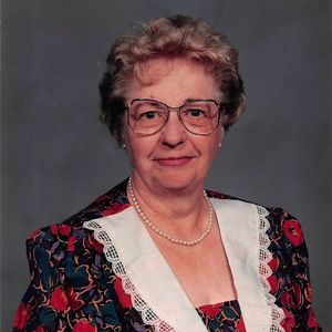 Doris Mae Tomasek